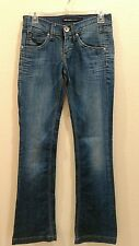 Miss Sixty Size 27 Jeans Really Cute Low Rise Boot Cut Jeans!