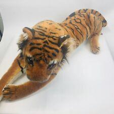 "Melissa & Doug Plush 74"" Tiger Large Stuffed Animal"