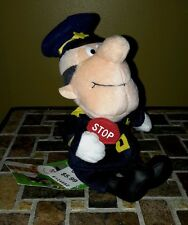 New Frosty The Snowman / Misfit Toys Plush / Traffic Cop Cvs Stuffins 6 inch