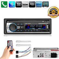 1Din Autoradio Mit Bluetooth USB SD AUX MP3 4x60w Freisprech-einrichtung Player