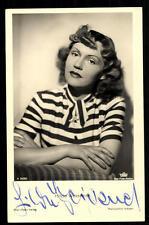 Hilde Weissner Film Foto Verlag Autogrammkarte Original Signiert ## BC 21017