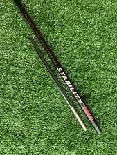 BGT Stability TOUR Putter Shaft .370 Chrome Taper Tip Included