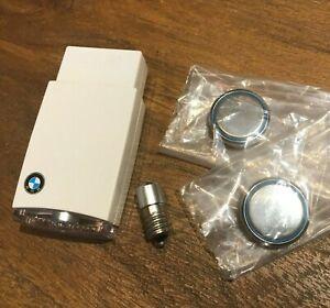 REPAIR SERVICE - BMW White Flashlight Flash Light AccuLux E24 E28 E30 E34 E36