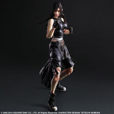 FINAL FANTASY VII 7 ADVENT CHILDREN TIFA PLAY ARTS KAI 26 CM ACTION FIGURE #1