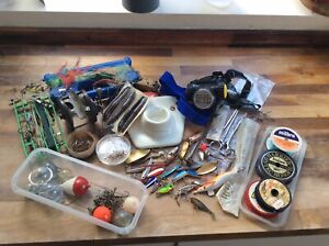 Sea Fishing Tackle With Penn Reel,Rapala Lures