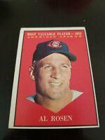 1961 Topps Set Break #474 Al Rosen *CK CARDS*