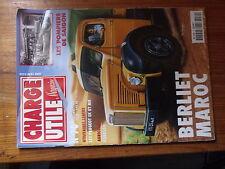 $$w Revue Charge Utile magazine N°70 Berliet Maroc  Pompiers Saigon  Fordson