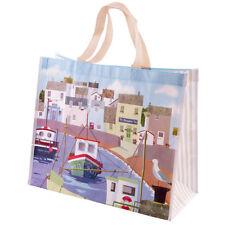 Kunststofftasche Shopping Bag Einkaufstasche Tasche Hafen ohne Discounter-Werb.