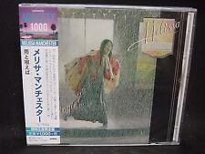 MELISSA MANCHESTER Singin'... JAPAN CD Harlettes David Spinozza Bette Midler