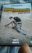 Born Survivor Bear Grylls: South Dakota, Yukon & Romania [DVD][DVD-R]