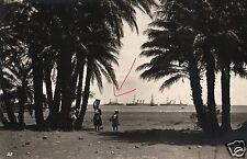 11462/FOTO ORIGINALE 9x13cm, ricco Marina Nave di linea associazione prima affrancatura poiché Praia