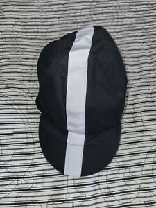RAPHA Grosgrain-Trimmed Stretch-Cotton Twill Cycling Cap Black