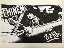 Eminem,8 Mile,Authentic,Licensed 2003 Poster