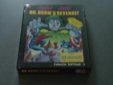 The Amazing Spider-Man & Captain America in Dr. Doom's Revenge PC  NEW NIB OOP