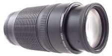 CANON ZOOM 100-300mm f/5.6 Canon EF Montaje de Cámara Lente N38