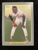 2020 TOPPS UPDATE WILLIE McCOVEY SAN FRANCISCO GIANTS TURKEY RED CARD TR-2