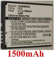 Battery 1500mAh type HF5X SNN5890A For Motorola XT320