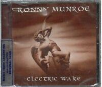 RONNY MUNROE ELECTRIC WAKE + 2 BONUS TRACKS SEALED CD NEW 2014