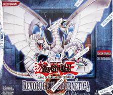Yu Gi Oh! Cybernetic Revolution CRV-EN Cards - Singles - Monster Trap Spell Rare