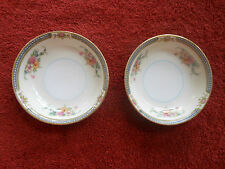 "Noritake 5 1/4"" Dessert or 2 Vintage Berry Bowls from occupied Japan"