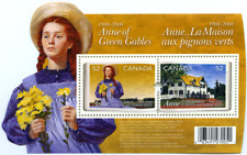 """Canada 2008 """"Anne of Green Gables"""", MiNr Block 103 Joint Issue mit Japan"""