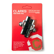 CLARKS Elite CPS461 Road Bike Brake Pads  | Campagnolo Record, Chorus, Centeur