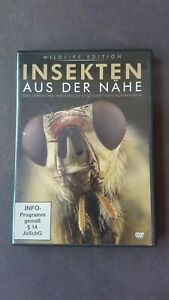 DVD Wildlife Edition INSEKTEN AUS DER NÄHE