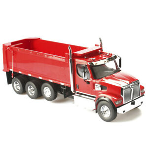 Diecast Masters Western Star 1:16 49X Radio Controlled 2.4Ghz dump truck 27007