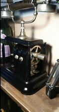 Ericsson antique telephone.