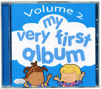 My Very First Album CD vol2.  30 great pre-school songs for kids.  NEW & WRAPPED