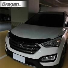 To Fit 2013 - 2018 Hyundai Santa Fe Acrylic Bonnet Guard Shield 4x4 Accessories