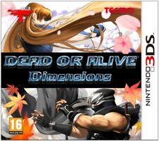 3DS Dead or Alive Dimensions - Nintendo3DS