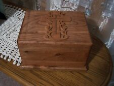 Cherry Wood Cremation Urn Adult