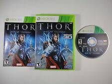 ¤ Thor: God of Thunder ¤ Complete Good! Xbox 360
