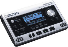 BOSS MICRO BR-80 DIGITAL MULTI 8 TRACK RECORDER WITH EFFECTS 8GB & POWER SUPPLY