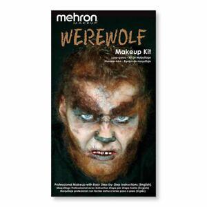 Mehron Werewolf Character Makeup Kit