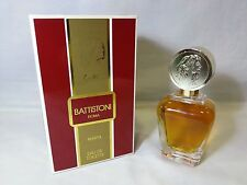 "MARTA BATTISTONI ""GUTTUSO"" DONNA WOMAN EAU DE TOILETTE SPLASH 50ML. VINTAGE RARE"