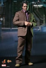 THE AVENGERS - Bruce Banner 1/6th Scale Action Figure (Hot Toys) #NEW