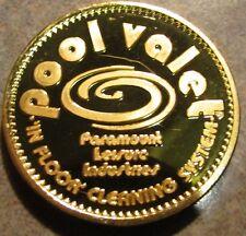 Vintage Pool Valet Cleaning System 1 Troy Oz 999 Fine Silver Round - Chandler AZ