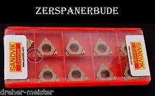 10 Wendeplatten 266RG-16WH01A180M 1125 Sandvik Gewindedrehen