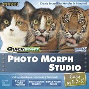 Quickstart Photo Morph Studio   Create Incredible Morphs in Minutes   Brand New