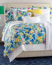 Ralph Lauren Euro Pillow Sham Ashlyn Floral 100% Cotton Msrp $145