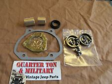 "Jeep Willys M38A1 M170 M38A1CDN 1952-1971 Ross  15/16"" Steering Box Repair Kit"