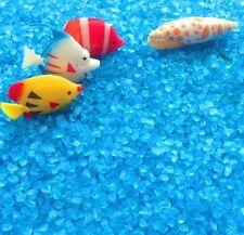 FD4639 □ Miniature Landscape Glass Sand Decor For Hourglass Wish Bottle Blue 20g