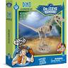 Geoworld Dr Steve Hunters Velociraptor Skeleton Dino Excavation Kit