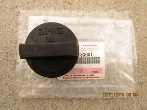 FITS: 07 - 13 SUZUKI SX4 4D HATCHBACK ENGINE OIL FILLER CAP OEM BRAND NEW