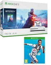 Microsoft Official Xbox One S 1tb Console Battlefield 5 Deluxe Edition