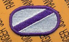 USACAPOC 97th Civil Affairs Bn Airborne para oval patch m/e