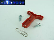 ANDERSON PLUG HANDLE FOR SB 50 AMP CONNECTOR (RED) JUMP START SLAVE ASSIST