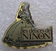 Pin's Patisserie Glaces Les Délices de Ninon poupée #628